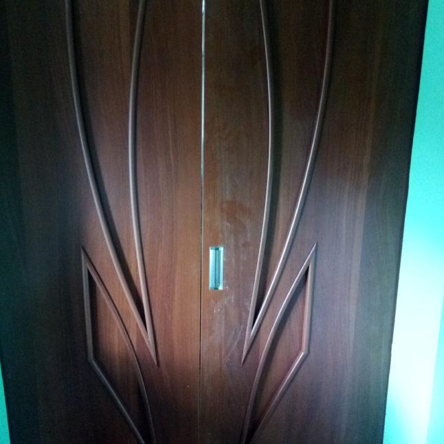 Пример работы по межкомнатным дверям