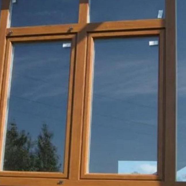 Пример работы по окнам ПВХ